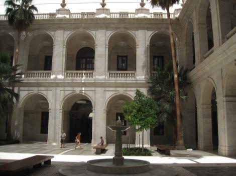 Palacio de la aduana, Málaga